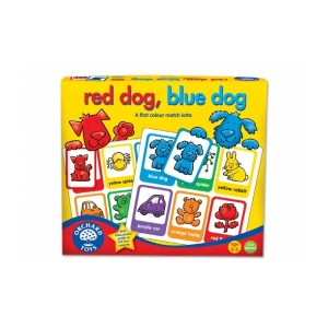 29.RED DOG, BLUE DOG