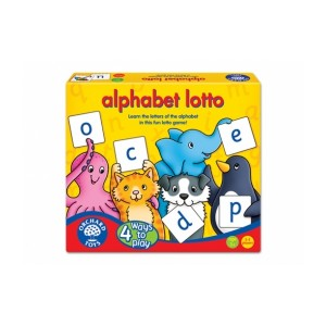30.ALPHABET LOTTO