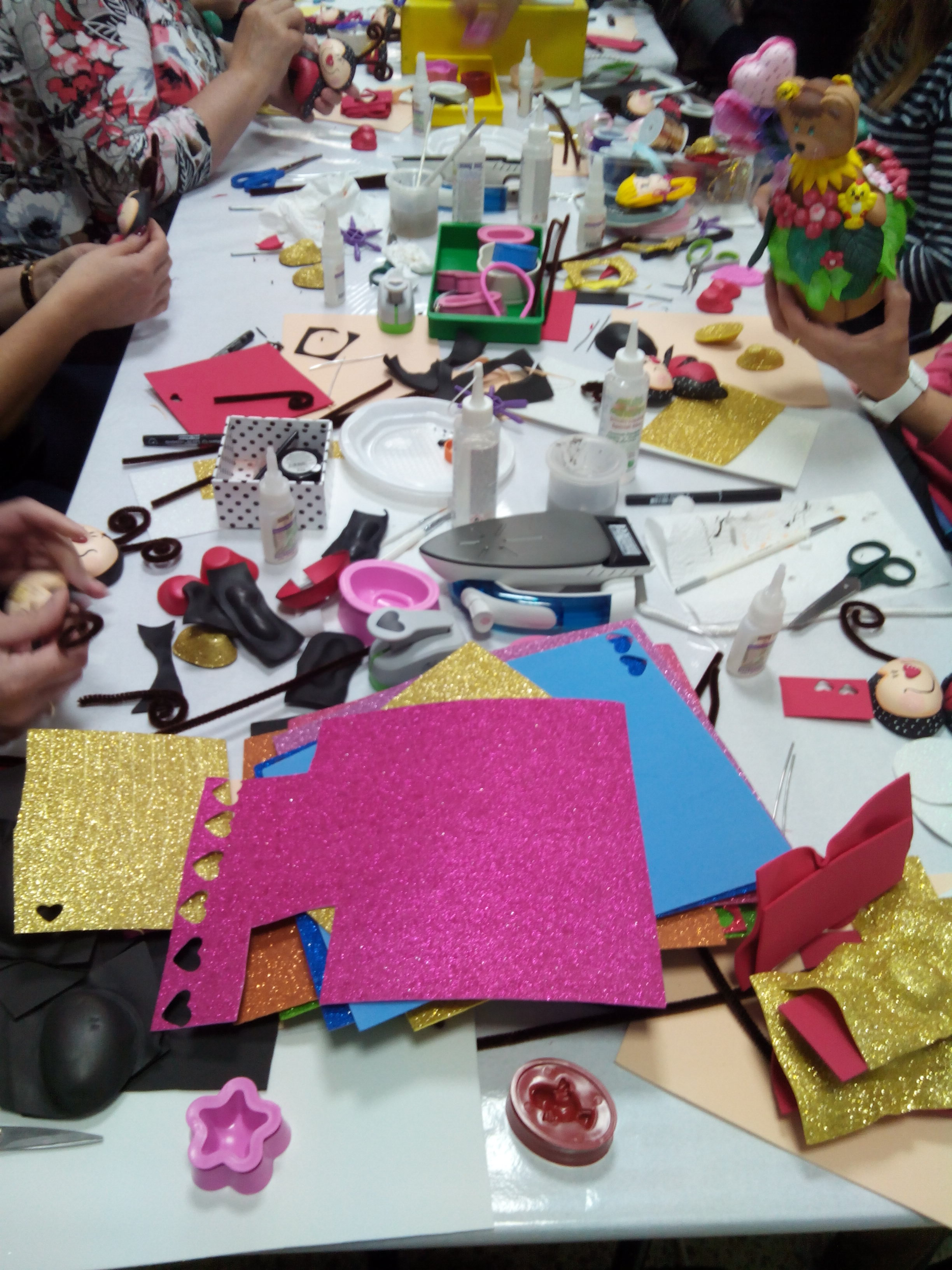 curso-foamy-art-abril-2015-5